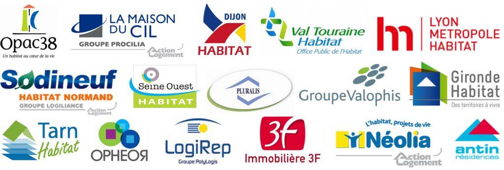 Logo références clients habitats collectifs
